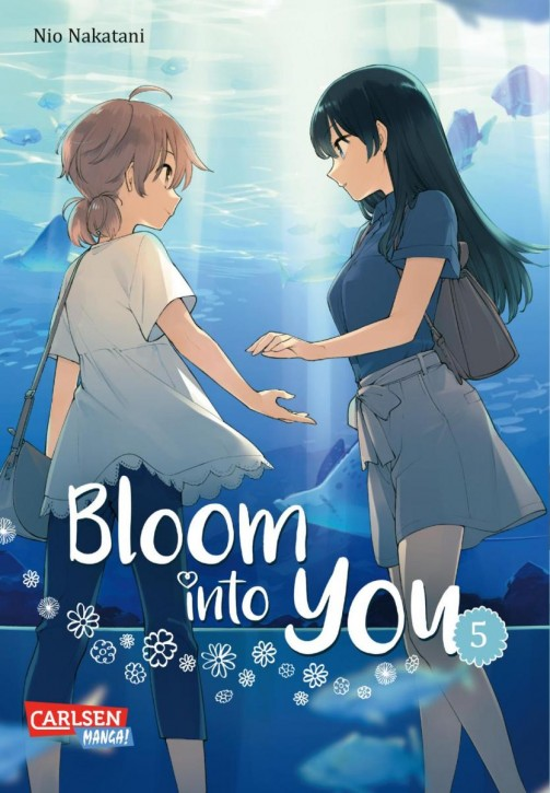 Bloom Into You Band 5 (Taschenbuch)