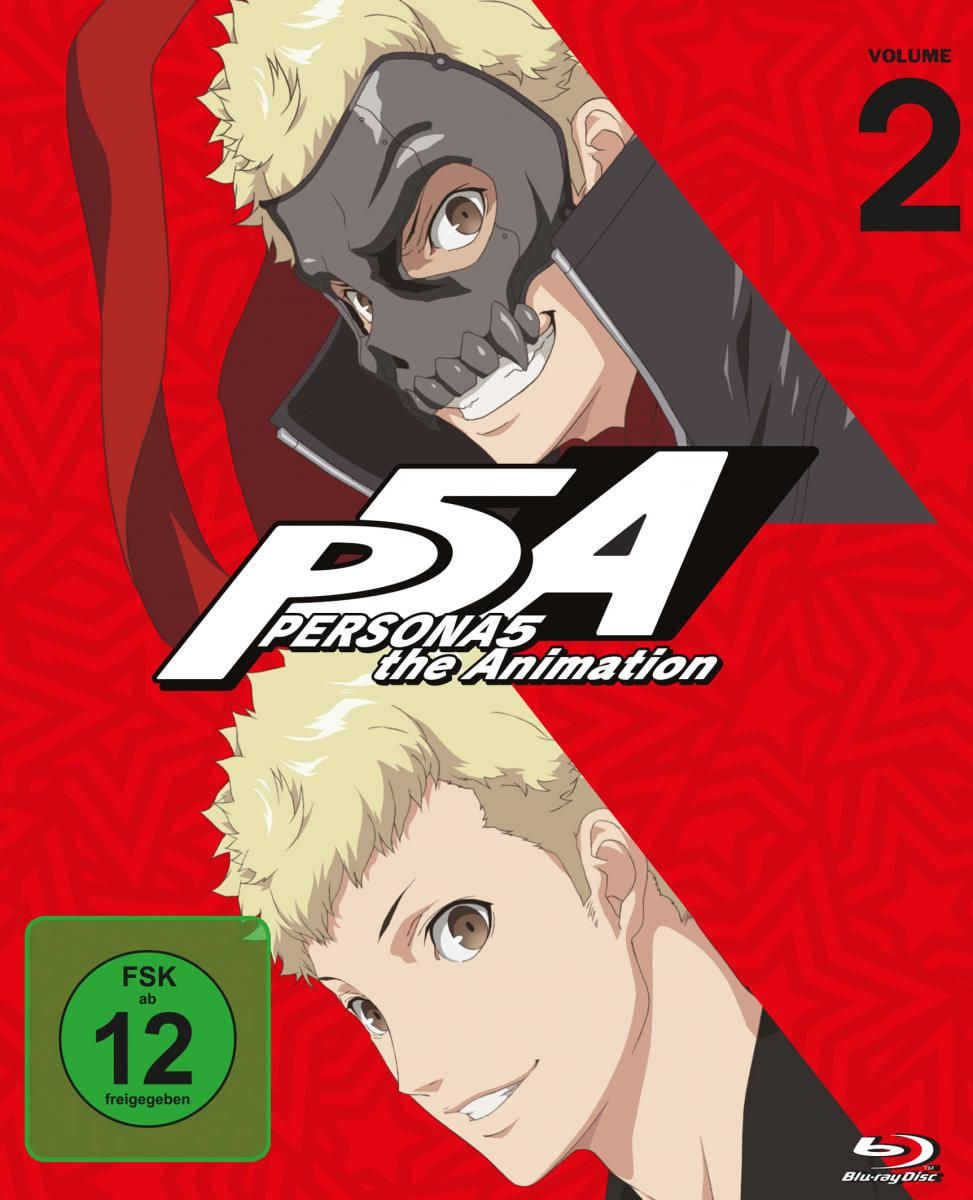 Persona5 - The Animation - Volume 2 [Blu-ray]