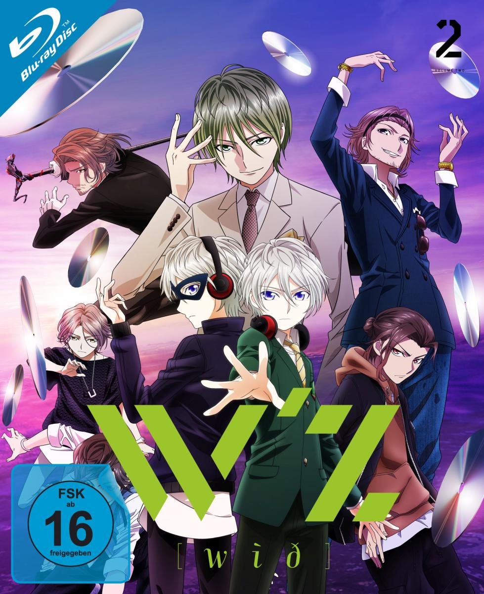 W'z - Volume 2: Episode 07-13 [Blu-ray]