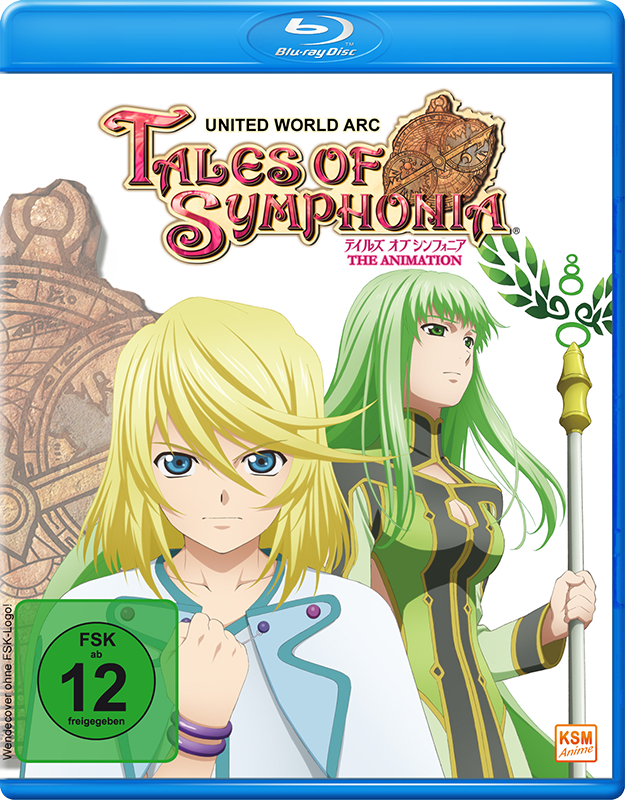 Tales of Symphonia - United World Arc [Blu-ray]