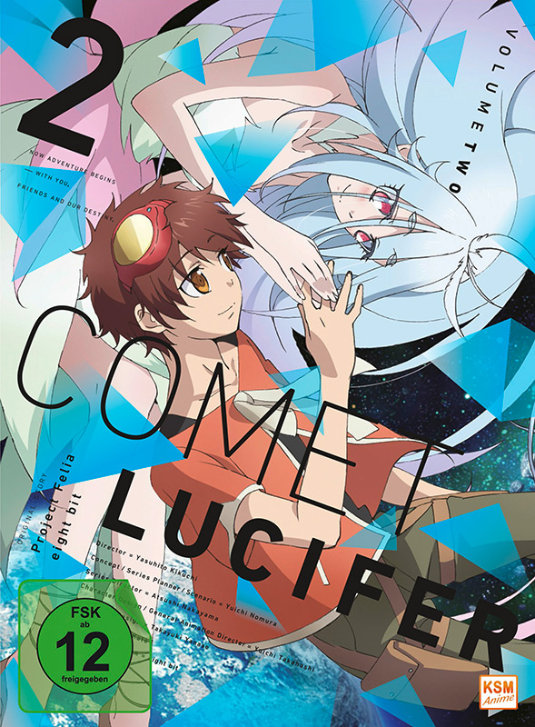 Comet Lucifer-  Episode 07-12