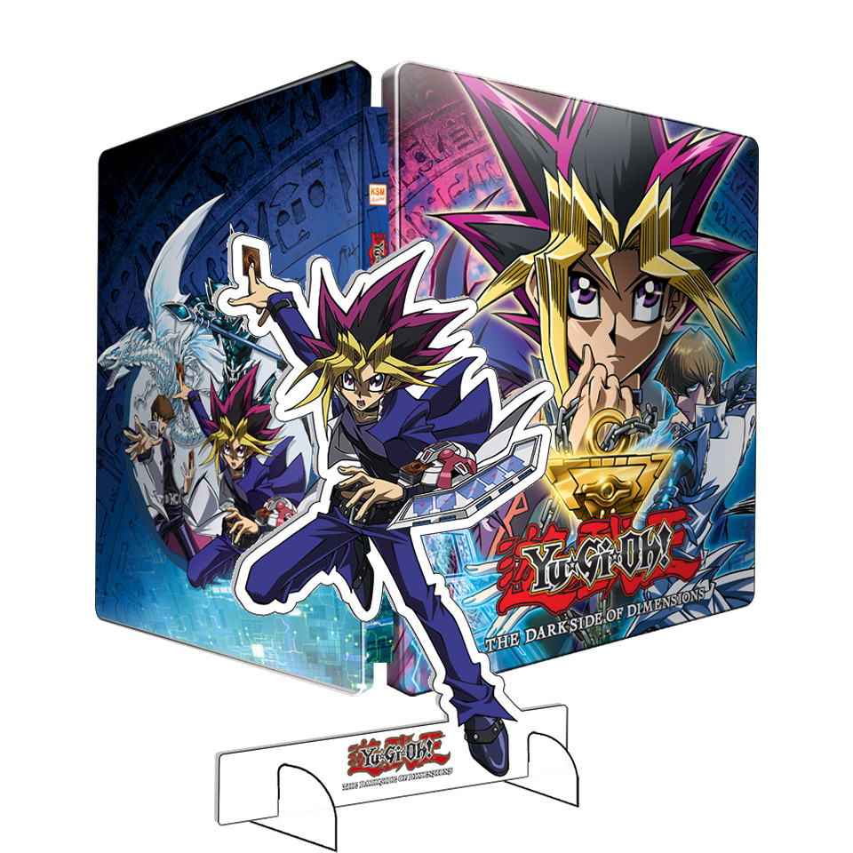 Yu-Gi-Oh! - The Dark Side of Dimensions - FuturePak [Blu-ray]