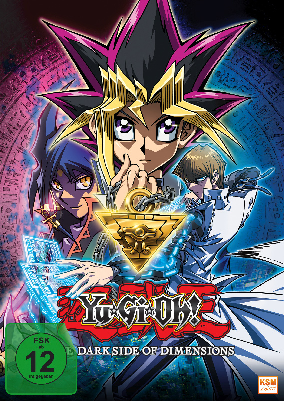 Yu-Gi-Oh!  - The Dark Side of Dimensions - The Movie