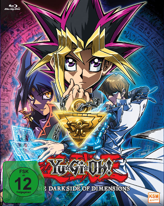 Yu-Gi-Oh!  - The Dark Side of Dimensions - The Movie [Blu-ray]