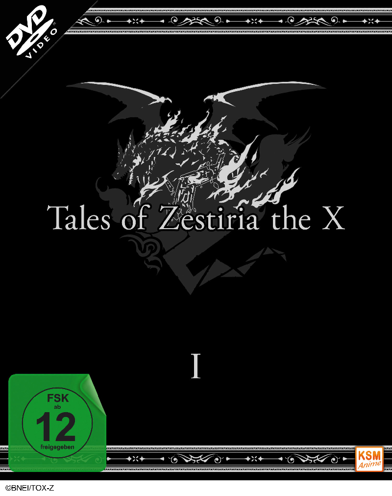 Tales of Zestiria - The X - Staffel 1: Episode 00-12