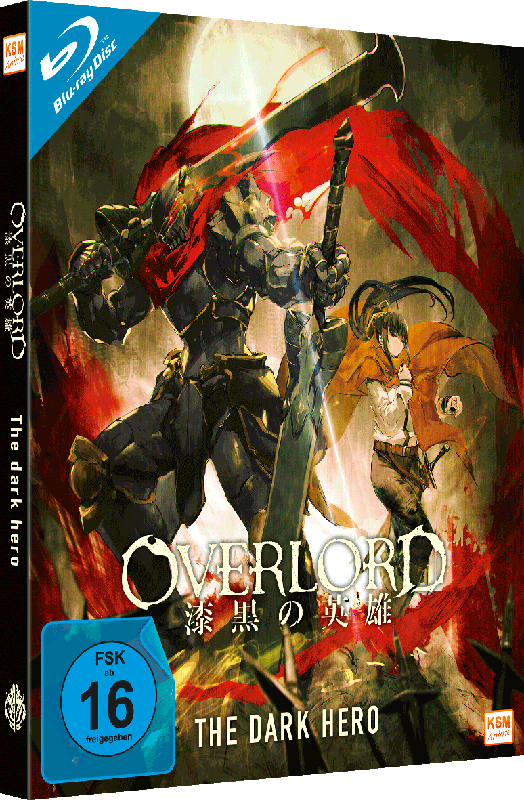 Overlord - The Movie 2 [Blu-ray] im DigiPack