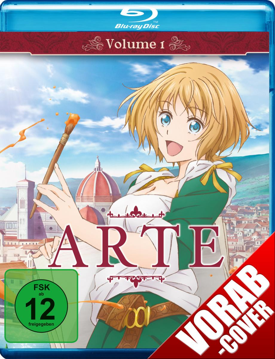 ARTE - Vol. 1: Episode 01-04 [BD]