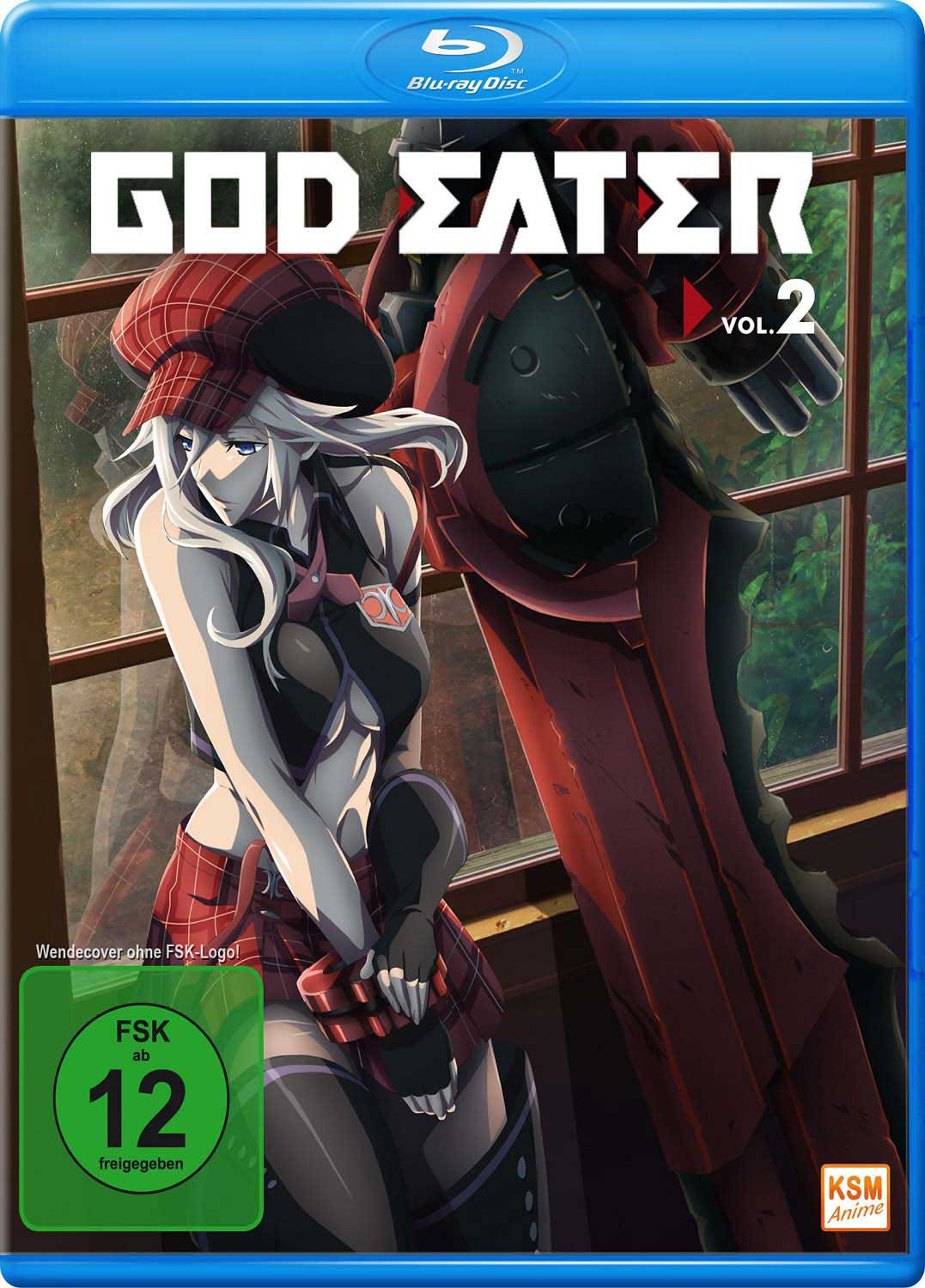 God Eater - Volume 2 Episode 6-9 (Blu-ray)