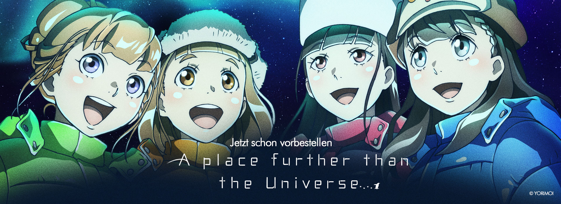 Teaser A Place further than the Universe