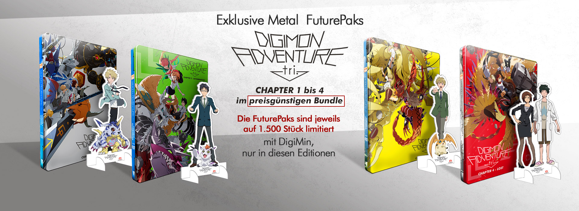 Teaser Digimon tri Bundle